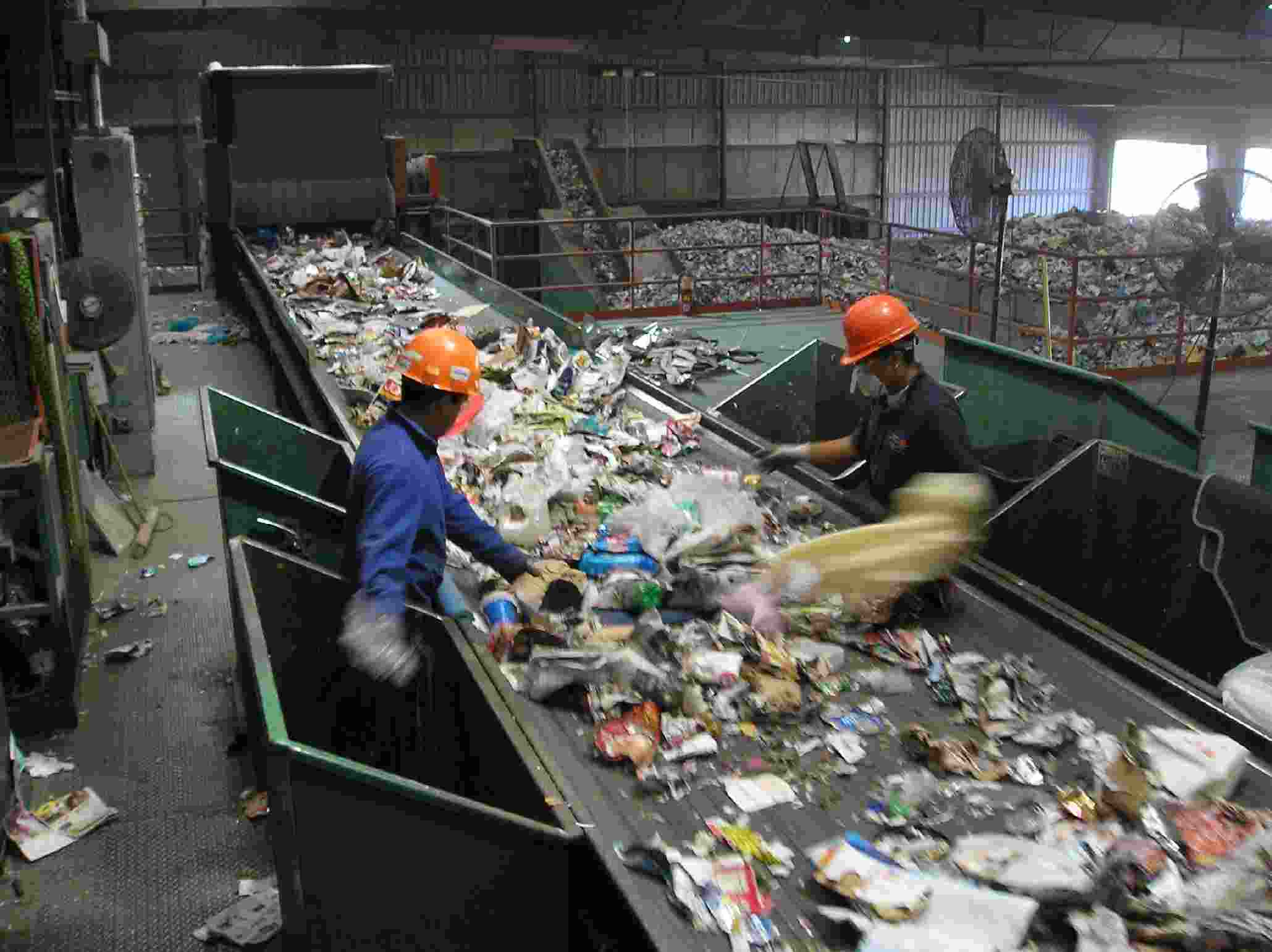 Alarm System Effective Waste Segregation And Management A Dire