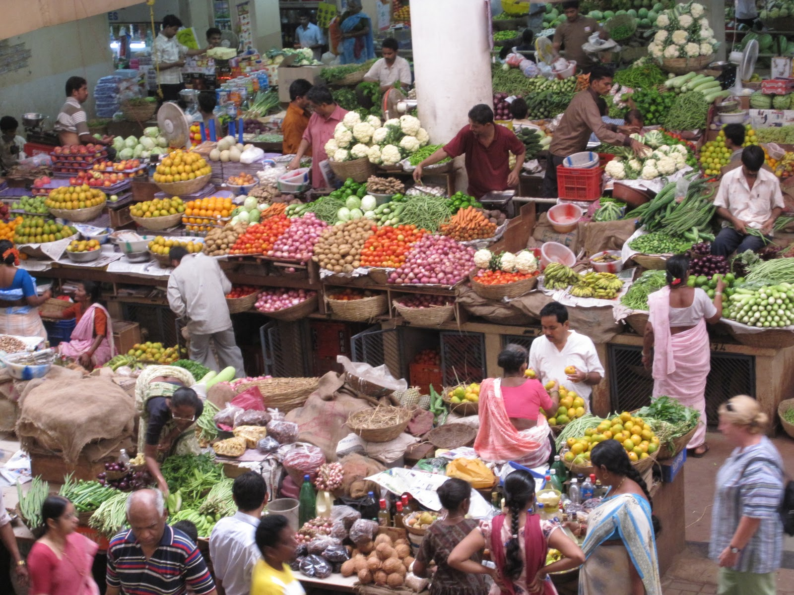 Organic food products in india
