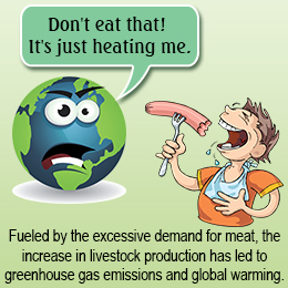the environmental effects of meat production May-june 2015 resize text:  worldwide meat production has tripled over the last four decades and expanded by 20% in the  the environmental effects of producing.