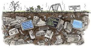 e-waste-dump