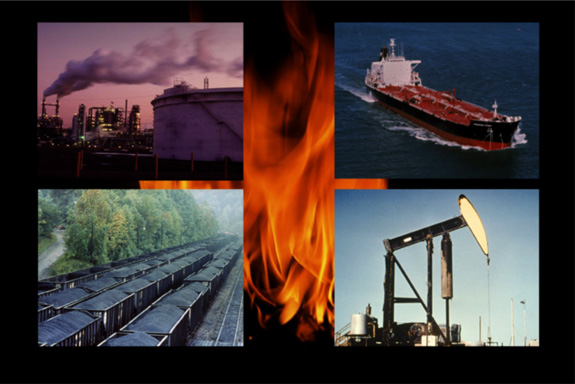 Fossil Fuels The Depletion And Prevention Follow Green