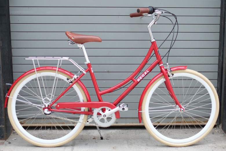 fixie city cruiser bike