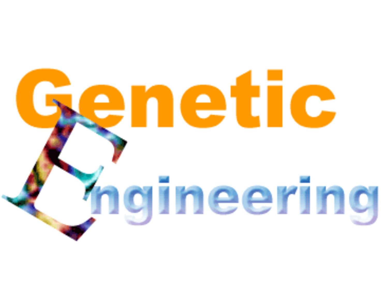 genetic engineering a new hope for Scientists urge revamped regulations for genetic engineering  to regulation because its new genetic material comes from  hope that the techniques.