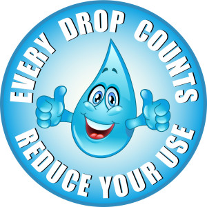 Start with saving a drop. And you'll end up saving the Earth.