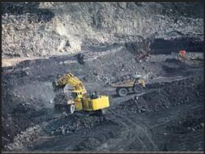 coal quarry