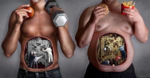healthy_food_VS_Junk_Food