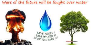 Help us end the water war soon