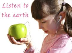 listen to our earth