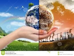 time to save our green planet