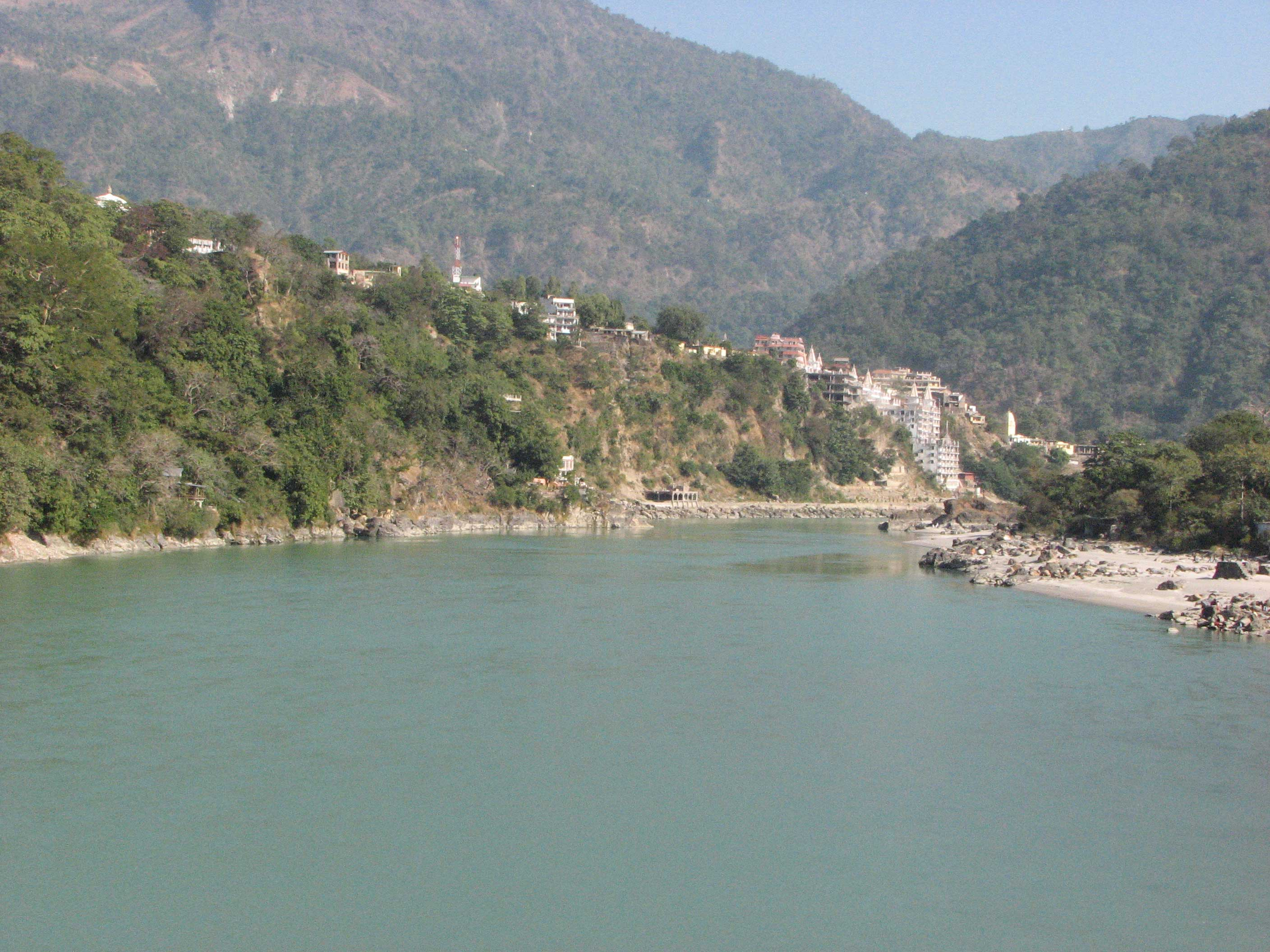 The Sacred Ganges - Fo...