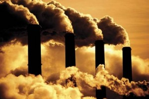 Air pollution seems to be one of the major problems caused by the use of coal and natural gas.