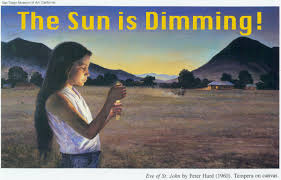 No one knows what will be the consequences, when our activities will halt the solar energy from reaching earth.