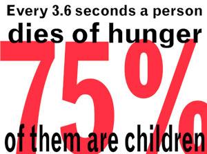 Hunger fact