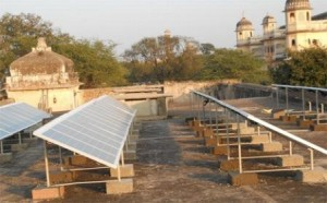 India-rooftop-solar panels