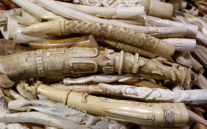 Ivory artwork
