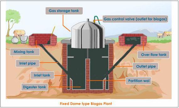 Biogas A Boon Follow Green Living