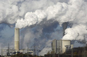 Fossil fuel power plants are one of the major contributors to global warming
