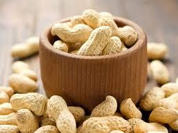 nuts pea