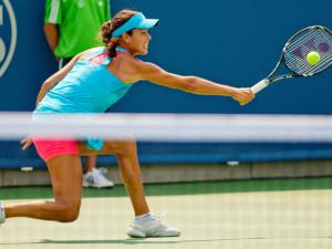 ATP Tennis 2011 - Aug 17 - W & S Open_Ana Ivanovic (SRB) v Nadia Petrova (RUS)