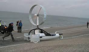 windpowered vehicles