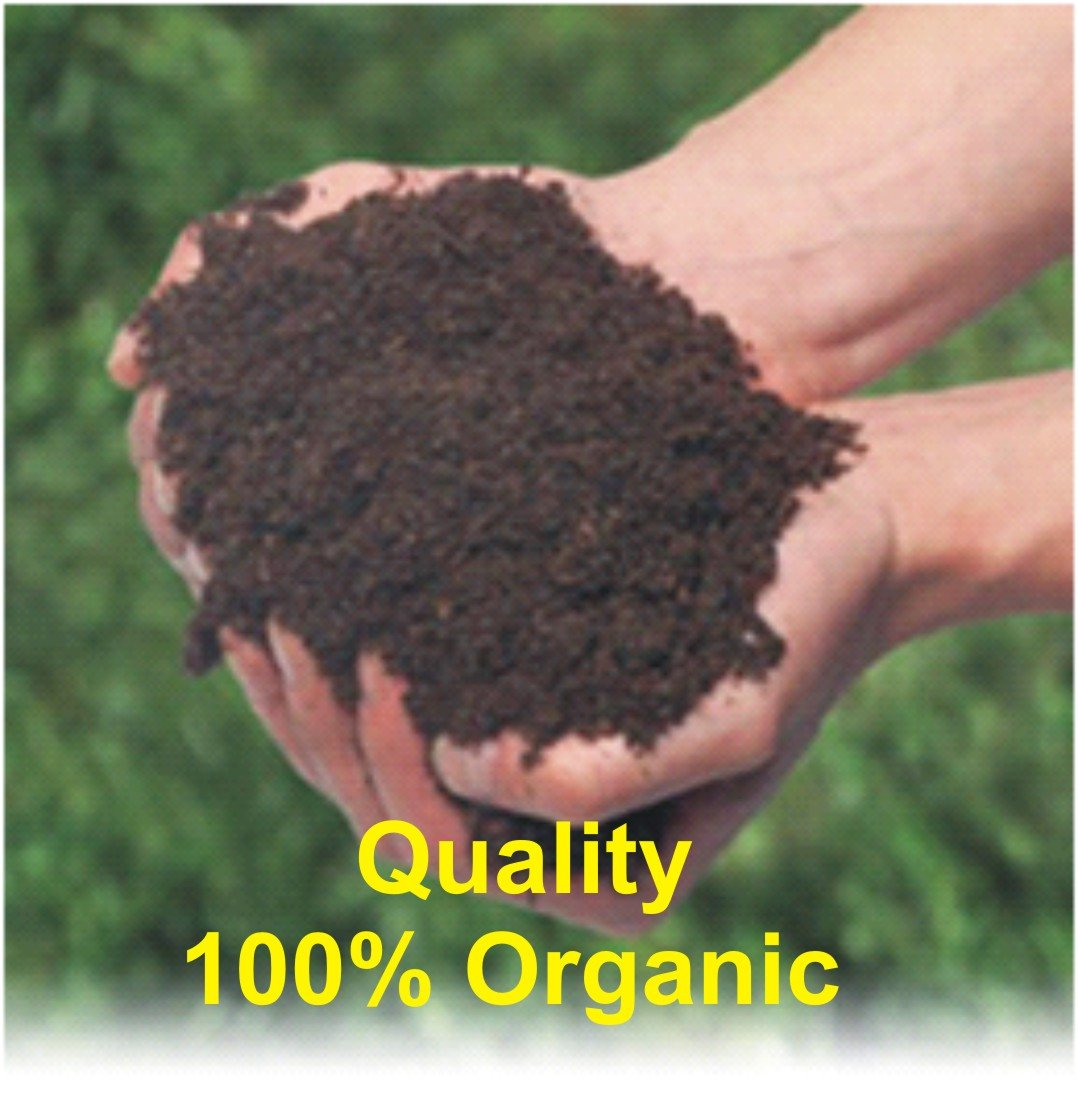 organic fertilizer It's less expensive than commercial organic fertilizers, and it's much better for  your soil than harsh synthetic chemical mixes this mix, along.