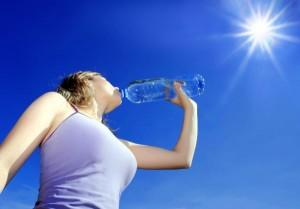 avoid packaged water