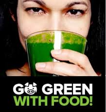 go green with food