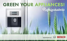 green refrigerators