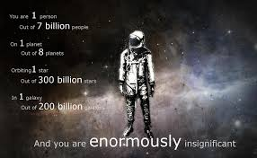insignificant humans