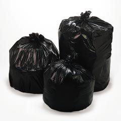 june 17 do not use black trash bag