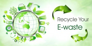 recycle e-wastes