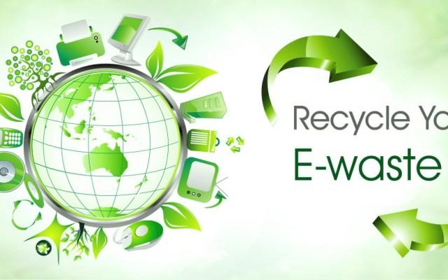 recycle e-wastes