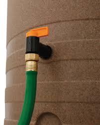 spigot and hose