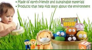 Eco-friendly toys HERO