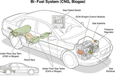 Produce Green Energy From Biogas Plants Follow Green Living
