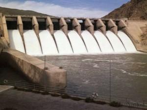 constructing dams