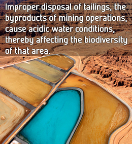 impacts of mining