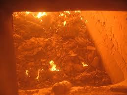 incineration