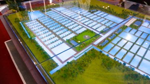 industrial-scale fish farms